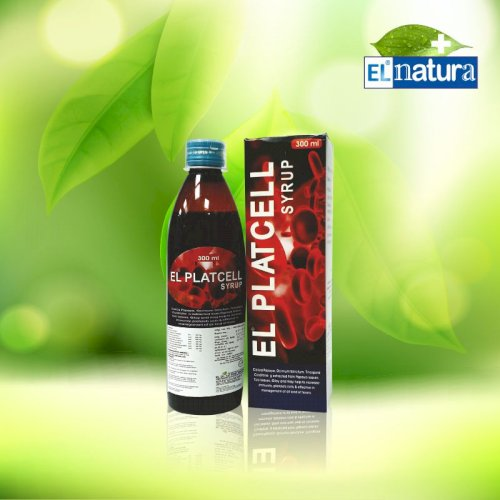 EL- PLATCELL SYRUP- N 38- Pack 0f 300ml
